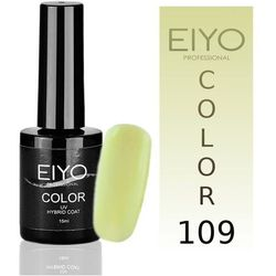 Lakier hybrydowy EIYO Crazy - kolor nr 109 - Limonka Neon - 15 ml Lakiery hybrydowe
