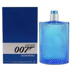 James Bond 007 Ocean Royale woda toaletowa dla mężczyzn 125 ml + do każdego zamówienia upominek.