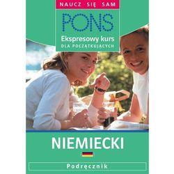 Ekspresowy kurs dla początkujących niemiecki (opr. miękka)