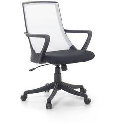 Krzeslo biurowe biale - fotel biurowy obrotowy - meble biurowe - ERGO