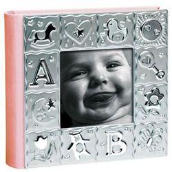Mascagni, ramka i album na zdjęcia, 10x15 cm, pink Darmowa dostawa do sklepów SMYK
