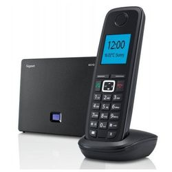 Telefon internetowy GIGASET A510 IP Czarny
