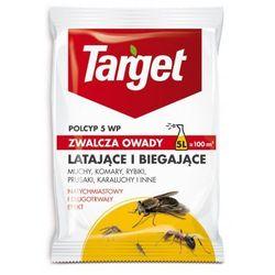 Polcyp 5 WP 25 g środek zwalczający muchy, komary, mrówki, karaluchy i inne owady biegające i latające