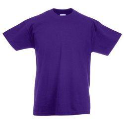 Koszulka dziecięca Fruit of the Loom Valueweight 610330 PE - fioletowy 4.99 zł bt (-9%)