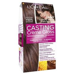 Loreal Paris Casting Creme Gloss Farba do włosów bez amoniaku Ciemny Blond nr 600