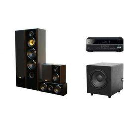 YAMAHA RX-V481 + TAGA HARMONY TAV-606 v3 + TSW120 - Kino domowe - Autoryzowany sprzedawca