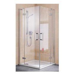 Drzwi Kermi Gia XP 100x200cm wahadłowe z polem stałym prawe GXESR100201PK