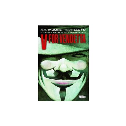 a comprehensive analysis of v for vendetta a novel by alan moore Alan moore, the writer behind comic book classic v for vendetta, gives his thoughts on how his creation has become an inspiration to the anonymous hacking network.