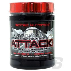 Scitec nutrition Attack 2.0 320g