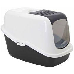 ca98b8ca985cc0 kuwety savic nestor kryta kuweta toaleta dla kota czarna w kategorii ...