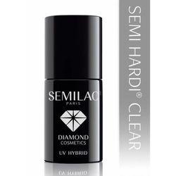 Semilac Semi Hardi Clear ( HARD ) - budujący 7ml
