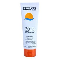 Declaré Sun Sensitive krem do opalania przeciw starzeniu skóry SPF 30 + do każdego zamówienia upominek.