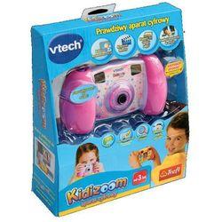 VTech, Kidizoom, aparat cyfrowy, różowy Darmowa dostawa do sklepów SMYK