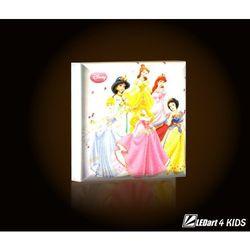 Lampka LED - Princess