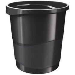 Kosz na śmieci Esselte Vivida 14l 623952 czarny