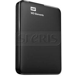 Dysk Twardy Zewnetrzny HDD WD Elements 1.5TB - WDBU6Y0015BBK-EESN
