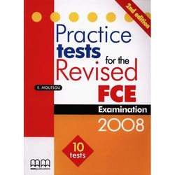 Practice Tests FCE 2008 Examination (opr. miękka)