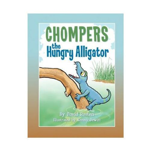 Chompers the Hungry Alligator