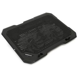 Podstawka chłodząca OMEGA do laptopa 17 cali Arctic (42152) Czarny