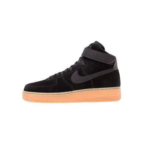 Nike Sportswear AIR FORCE 1 07 MID Tenisówki i Trampki wysokie czarny