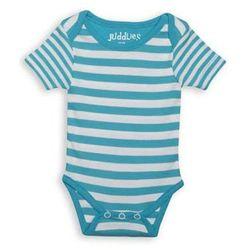 Juddlies Body Blue Stripe 0-3m
