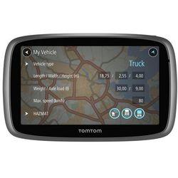 Nawigacja TOMTOM Trucker 5000 (dożywotnia aktualizacja) + DARMOWY TRANSPORT!