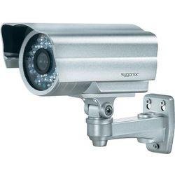 Kamera nadzorująca CCD Sygonix 43154A, 700 TVL, kolorowa, ogniskowa 6 mm