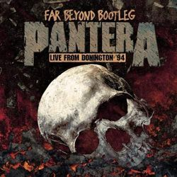 Far Beyond Bootleg: Live From Donington '94 - Pantera (Płyta winylowa)