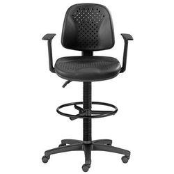 Krzesło laboratoryjne LABO GTP46 ts06 Ring Base