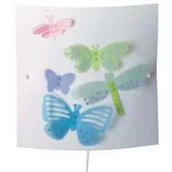 Lampa - kinkiet Wiosenne Motyle