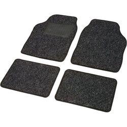 Uniwersalnych zestaw dywaników samochodowych 74337, czarno-szare