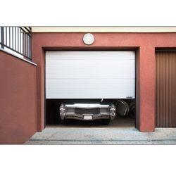 Segmentowa brama garażowa MSW GD2521-0