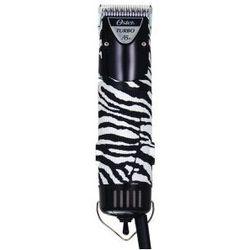 Oster Golden A5 Zebra Limited Edition - profesjonalna, dwubiegowa maszynka do strzyżenia + ostrze nr 10 (1,6mm)