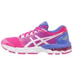 ASICS GELNIMBUS 18 Obuwie do biegania Amortyzacja sport pink/white/primrose purple