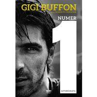 Gigi Buffon. Numer 1 (opr. twarda)