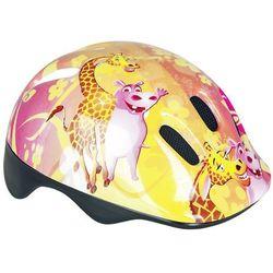 Spokey, Giraffe, kask dziecięcy Darmowa dostawa do sklepów SMYK