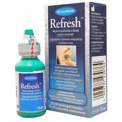 REFRESH, krople do oczu 15 ml