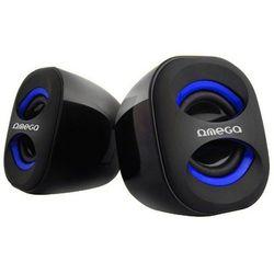 Głośniki OMEGA Speakers 2.0 OG-115R Niebieski