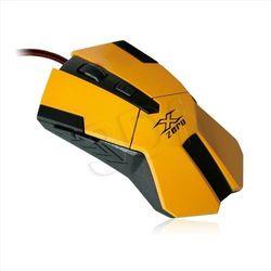 Mysz przewodowa X-zero optyczna X-M331Y 2400dpi żółto-czarny- wysyłka dziś do godz.18:30. wysyłamy jak na wczoraj!