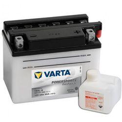 Akumulator motocyklowy Varta Powersports Freshpack YB4L-B Zapisz się do naszego Newslettera i odbierz voucher 20 PLN na zakupy w VidaXL!