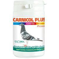 BIOFAKTOR Carnicol Plus - preparat wzmacniający z karnityną dla gołębi - proszek 350g