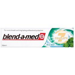Pasta do zębów Blend-A-Med Complete 7 Łagodna Mięta 100 ml