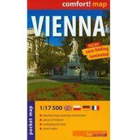 Vienna Pocket Map 1:17 500