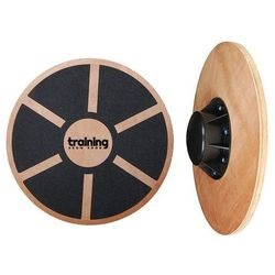 Dysk balansujący BALANCE BOARD - WOODEN - Training SHOW ROOM