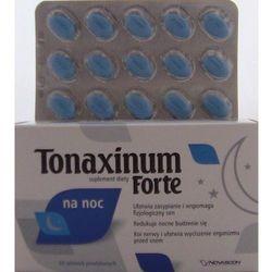 TONAXINUM FORTE na noc 30 tabletek