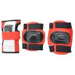 Ochraniacze na rolki dla dzieci Red - Czerwony