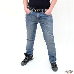 spodnie damskie (dżinsy) DC - Gladstone - MWI boyfriend - D063400079