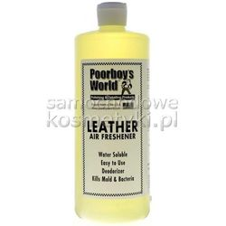Poorboy's World Air Freshener - Leather