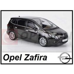 Opel Zafira - Zestaw MAX oświetlenia wnętrza LED - Zimny