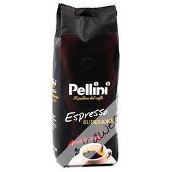 Kawa ziarnista Pellini Superiore 500g - ŚWIEŻA paczkomaty 6 zł wysyłka 24h